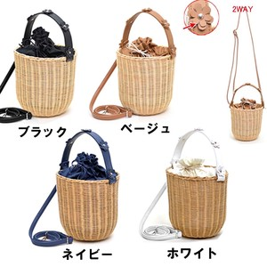 Miscellaneous Materials Basket Bag Marvel Bag