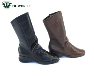 A/W New Color Middle Boots