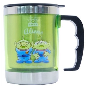 Toy Story Lian With Lid Stainless Mug