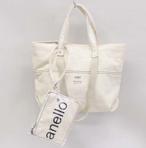 anello Cotton Canvas Bag