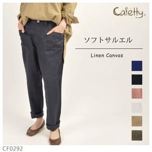 Cafetty Pants Color
