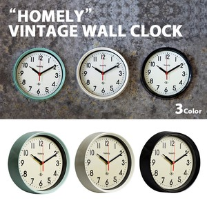 Vintage Wall Hanging Product Clock/Watch