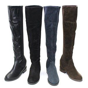 A/W Heel Stretch Long Boots