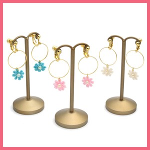 Gift Show Pearl Lace Flower Earring