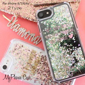 Tippi My Phone Case アイフォンケース グリッター iPhone case glitter