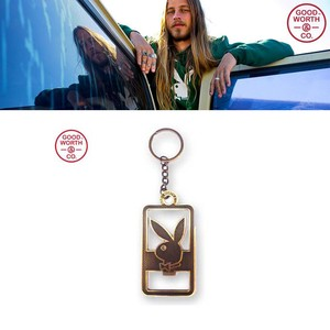 GOODWORTH×PLAYBOY BUNNY BOTTLE OPENER  16336