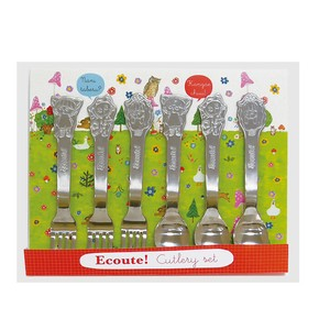 ECOUTE! Cutlery Set