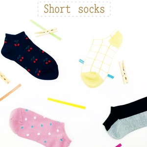 Conservative Series Short Socks Ankle 2018 S/S