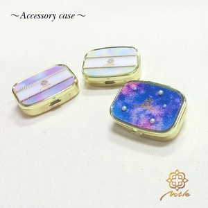 【Notle】Accessory case-タイダイ・宇宙-