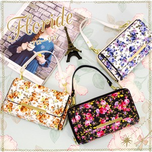 Removal Length Shoulder 2 Pcs Attached Wallet Shoulder Flow