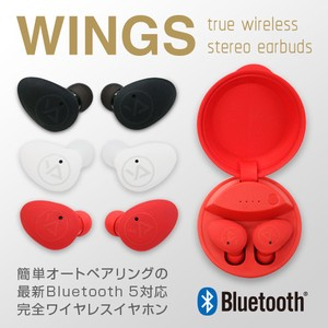 Completely Earphone Wing Bluetooth