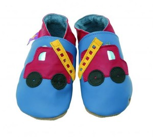 Baby Shoe Room Shoe Fire Track Blue Baby Kids