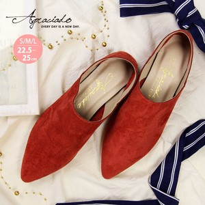 2018 S/S Cover Flat Shoes Babouche Shoes