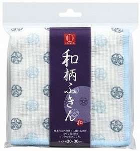 "KK-229 ""Wagara"" Kitchen Cloth - Morning Glory"