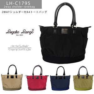 High Density Nylon A4 Tote Bag Shoulder Large capacity