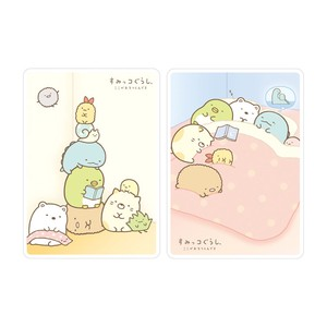 2 Pcs Set Sumikko gurashi Clear
