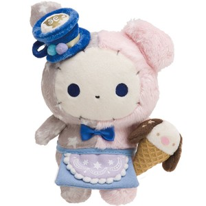 Sentimental Circus. Soft Toy Sweets Caramel Ice