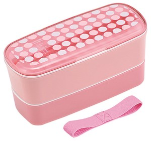 Chopstick Attached 2 Steps Lunch Box