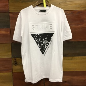 2018 Summer Emboss Print Short Sleeve T-shirt