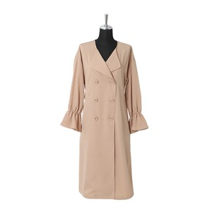 S/S Candy Trench Coat Light Outerwear