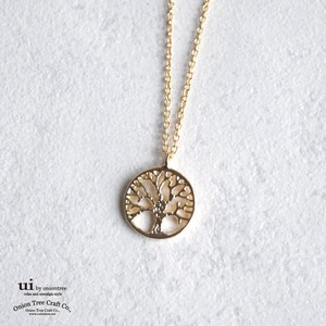 Necklace Tree Gold Gift Accessory