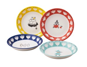 The Moomins Pasta Plate Set