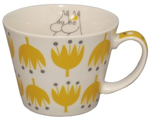 The Moomins Soup Mug Yellow