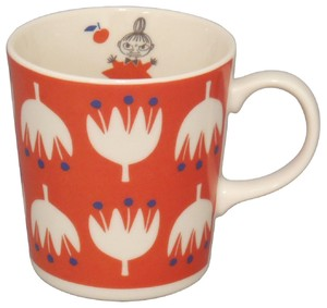 The Moomins Mug Red