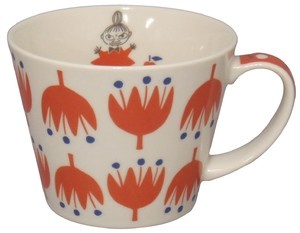 The Moomins Soup Mug Red