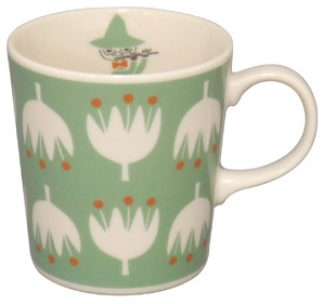The Moomins Mug Green