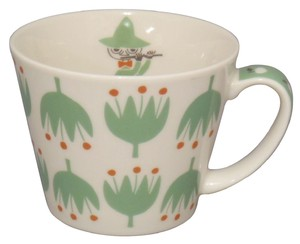 The Moomins Soup Mug Green