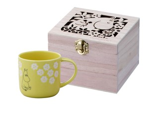 The Moomins Flow Wood Boxed Mug The Moomins
