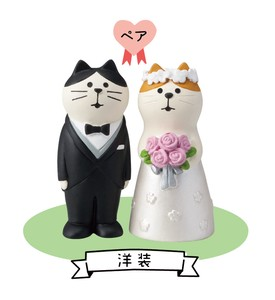 Wedding Mascot Cat CAT