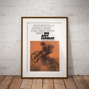 Bike Movie A3 Poster Original