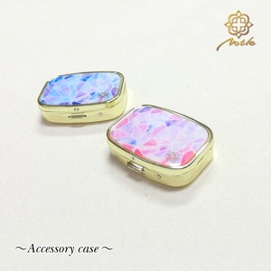 【Notle】Accessory case-タイル-