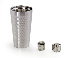 Double Tumbler Cube Gift