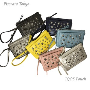 Star Studs Multi Pouch Pouch Cosme Pouch Studs