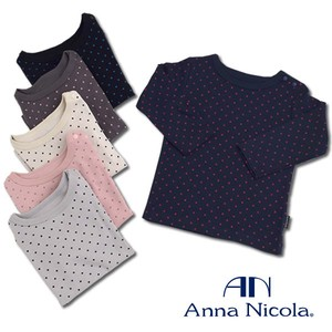 Anna Nicola Dot Long Sleeve Shirt All Baby