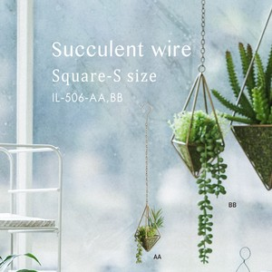 Plant Convenient Space Wire Square 2 type