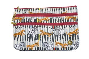 Fastener Pouch Cosme Pouch New Pattern