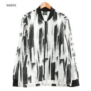 2018 S/S Repeating Pattern Blouson