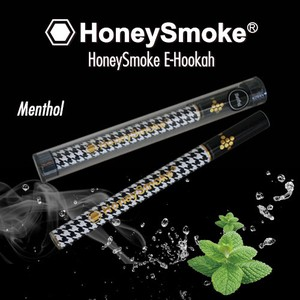 Electric Cigarette Honey Smoke Sole Houndstooth