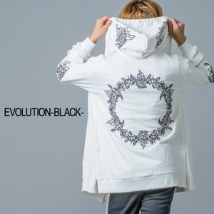 Spring Items Embroidery Fleece Hoody Men's Sweat