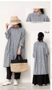 Shirt One-piece Dress