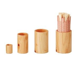 Japanese Cypress Table-top Toothpick Napkin Chopstick Kitchen Interior