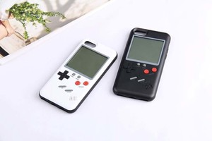 Topic Game Boy iPhone Case Phone Case Retro Game