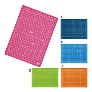 Stationery A La Carte Folded Cutting Mat A4 A4