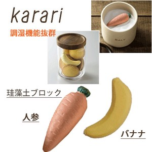 Effect Diatomaceous Earth Stick Carrot Banana