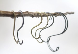 Iron S Shape Hook 2 Colors