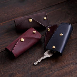 Ride Leather Key Case Aging Tokyo